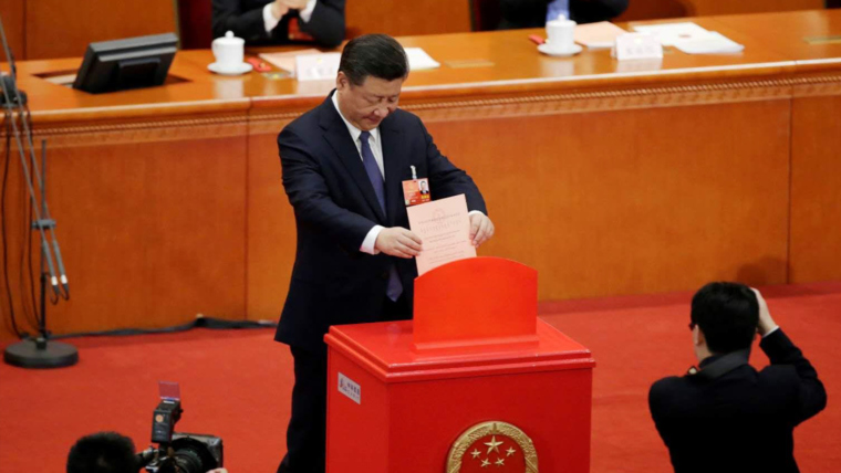 Two Sessions 2018: China's 'New Era' Takes Shape